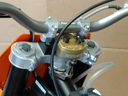 Sub Mount for KTM